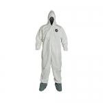 DuPont D13397248, ProShield 60 Coverall, Hood, Elastic Wrists