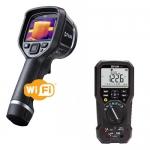 Flir E5-DM92, E5 Thermal Imaging IR Camera w/ Wi-Fi & DM92