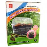 Elenco EDU-37700, Worm Habitat and Eco-grow Kit