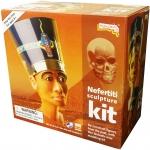 Elenco EDU-567, PegSculpture Sculpture Head, Nefertiti