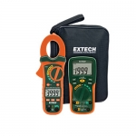 Extech ETK35, Electrical Test Kit with True RMS AC/DC Clamp Meter
