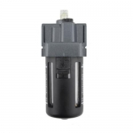 Milton EX45L-02P, 1/4in NPT Polycarbonate FRL Lubricator