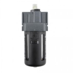 Milton EX45L-04P, 1/2in NPT Polycarbonate FRL Lubricator