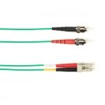 BlackBox FOCMP50-002M-STLC-GN, ST-LC Multimode Cable