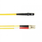 BlackBox FOCMP62-001M-LCMT-YL, Duplex Patch Cable