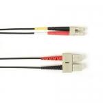 BlackBox FOCMP62-001M-SCLC-BK, Duplex Patch Cable