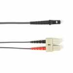BlackBox FOCMP62-002M-SCMT-GR, Duplex Patch Cable