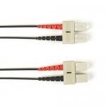 BlackBox FOCMP62-001M-SCSC-BK, Duplex Patch Cable