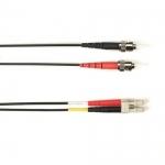 BlackBox FOCMP50-015M-STLC-BK, Duplex Patch Cable