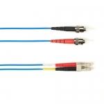 BlackBox FOCMP62-007M-STLC-BL, Fiber Patch Cable