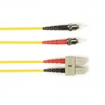 BlackBox FOCMPM4-007M-STSC-YL, Fiber Patch Cable