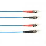 BlackBox FOCMPM4-007M-STST-BL, Fiber Patch Cable 7m