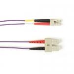 BlackBox FOCMPM4-015M-SCLC-VT, Fiber Patch Cable