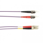 BlackBox FOCMPM4-015M-STLC-VT, Fiber Patch Cable
