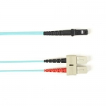BlackBox FOCMPM4-030M-SCMT-AQ, Fiber Patch Cable