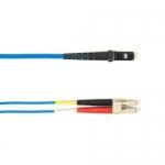 BlackBox FOCMR62-001M-LCMT-BL, Fiber Patch Cable