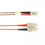 BlackBox FOCMR62-002M-SCLC-BR, Fiber Patch Cable OM1