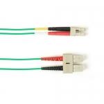 BlackBox FOCMR62-008M-SCLC-GN, Fiber Patch Cable