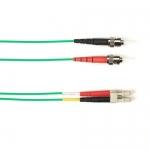 BlackBox FOCMR62-001M-STLC-GN, Fiber Patch Cable