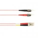 BlackBox FOCMR62-003M-STLC-PK, Fiber Patch Cable OM1