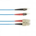 BlackBox FOCMR50-030M-STSC-BL, Fiber Patch Cable
