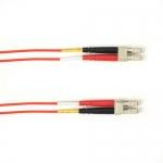 BlackBox FOCMR50-015M-LCLC-RD, Fiber Patch Cable 15m