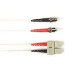 BlackBox FOCMR50-001M-STSC-WH, Fiber Patch Cable