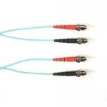 BlackBox FOLZH50-003M-STST-AQ, Fiber Patch Cable