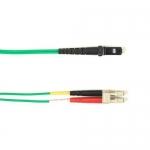 BlackBox FOLZH10-030M-LCMT-GN, Fiber Patch Cable