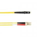 BlackBox FOLZH50-015M-LCMT-YL, Fiber Patch Cable