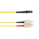 BlackBox FOLZH50-008M-SCMT-YL, Fiber Patch Cable