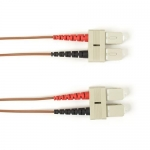BlackBox FOCMR62-025M-SCSC-BR, Fiber Patch Cable