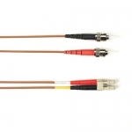 BlackBox FOCMR62-025M-STLC-BR, Fiber Patch Cable
