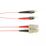 BlackBox FOCMR62-030M-STSC-PK, Fiber Patch Cable