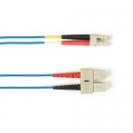 BlackBox FOCMRSM-005M-SCLC-BL, Fiber Patch Cable 5m