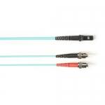 BlackBox FOCMRSM-002M-STMT-AQ, Fiber Patch Cable 2m
