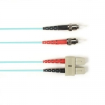 BlackBox FOCMRSM-002M-STSC-AQ, Fiber Patch Cable 2m