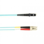 BlackBox FOCMRSM-002M-LCMT-AQ, Fiber Patch Cable 2m