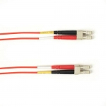 BlackBox FOLZH10-003M-LCLC-RD, Fiber Patch Cable 3m
