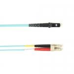BlackBox FOLZH10-003M-LCMT-AQ, Fiber Patch Cable