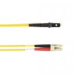 BlackBox FOLZH10-003M-LCMT-YL, Fiber Patch Cable