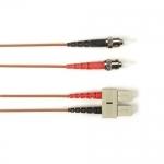 BlackBox FOLZH50-025M-STSC-BR, Fiber Patch Cable