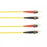 BlackBox FOLZH50-020M-STST-YL, Fiber Patch Cable OM2