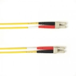 BlackBox FOLZH50-030M-LCLC-YL, Fiber Patch Cable OM2