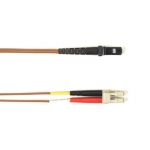 BlackBox FOLZH50-025M-LCMT-BR, Fiber Patch Cable OM2