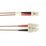 BlackBox FOLZH50-030M-SCLC-BR, Fiber Patch Cable