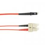 BlackBox FOLZH50-025M-SCMT-RD, Fiber Patch Cable