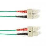 BlackBox FOLZH50-025M-SCSC-GN, Fiber Patch Cable