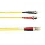 BlackBox FOLZH50-025M-STLC-YL, Fiber Patch Cable OM2