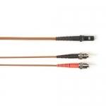 BlackBox FOLZH50-025M-STMT-BR, Fiber Patch Cable OM2